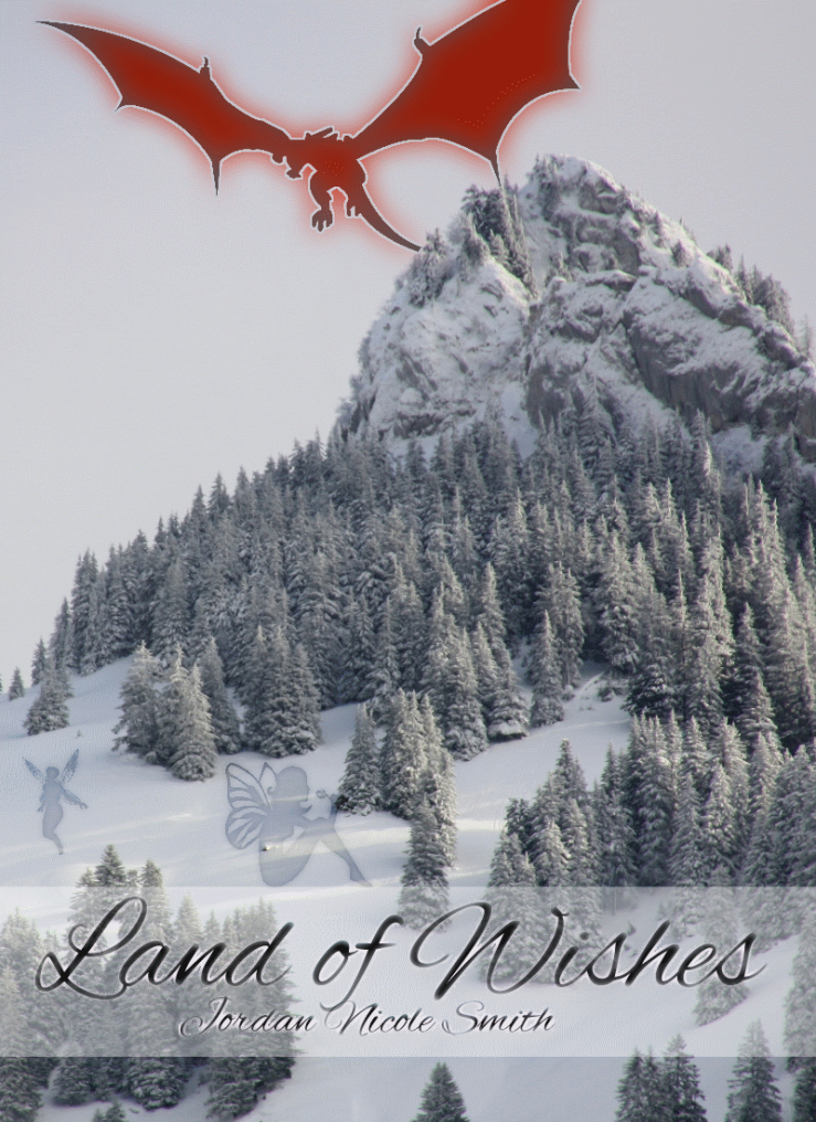 Cover: Land of Wishes by Jordan Nicole Smith